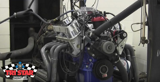Ford 347 High Performance Crate Engine Tri Star Engines