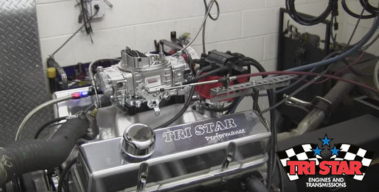 High Performance Crate Engine 383