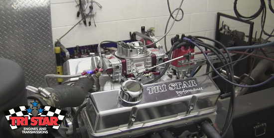 Crate Engine 427 TriStar Engines