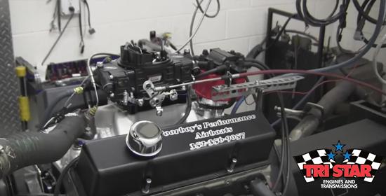 Poorboy 383 Engine