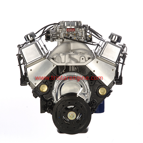 GM 355 High Performance Crate Engines