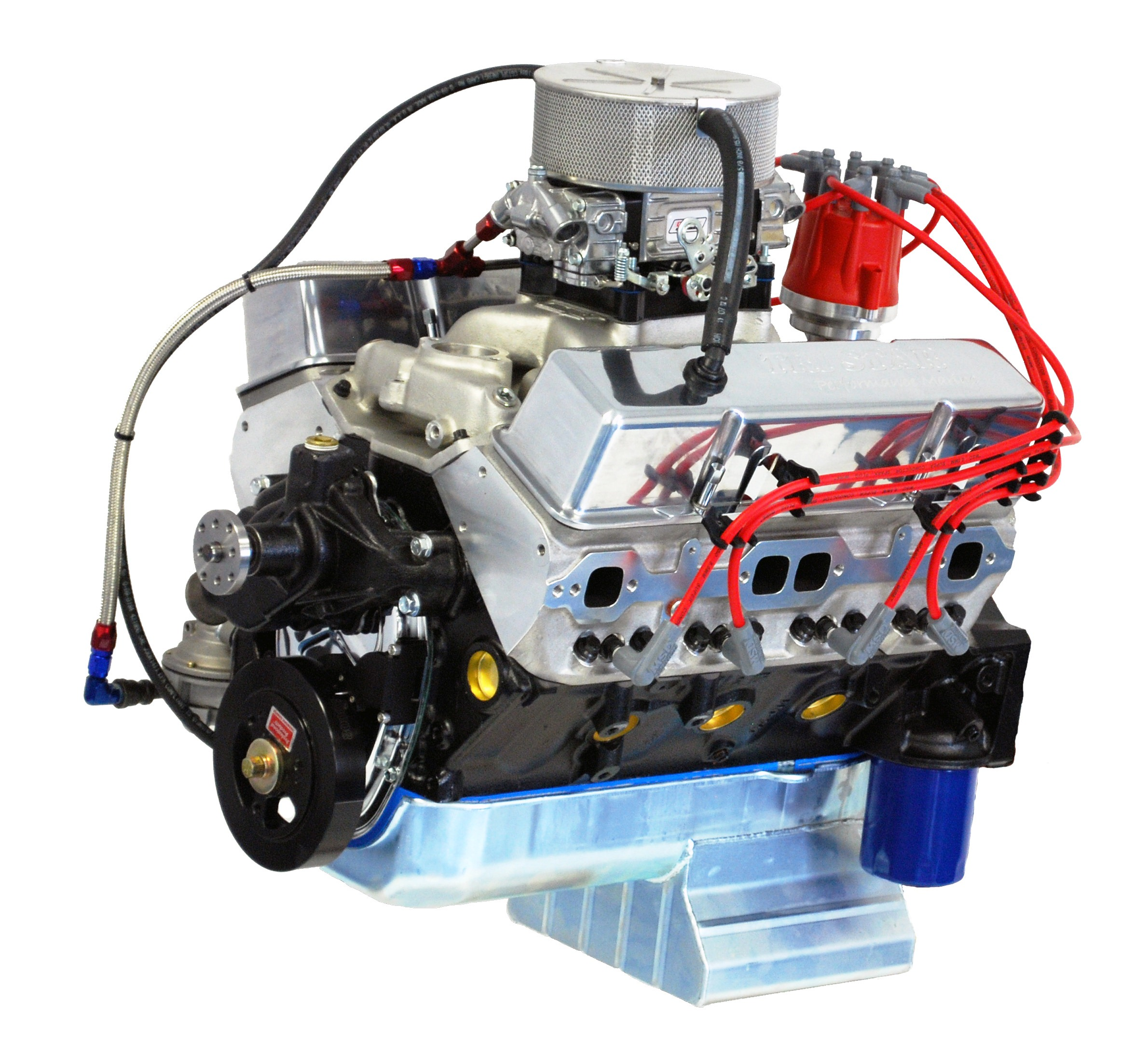 High Performance Marine Engines