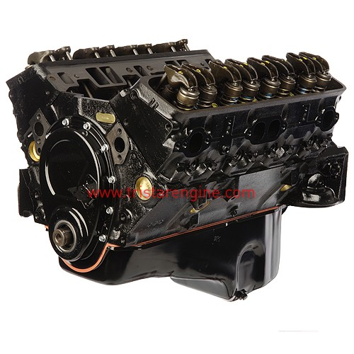 5.0L GM Marine Remanufactured Engines