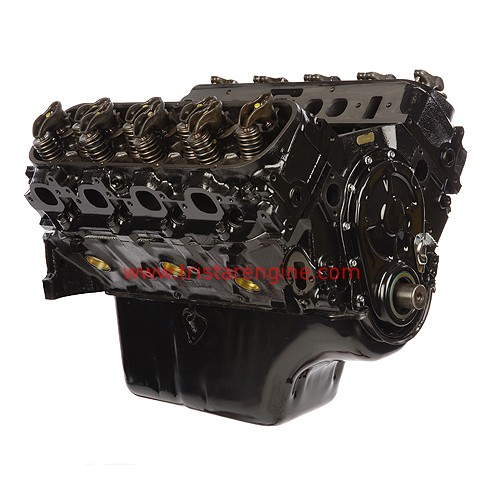 Remanufactured OE Replacement Marine Engines