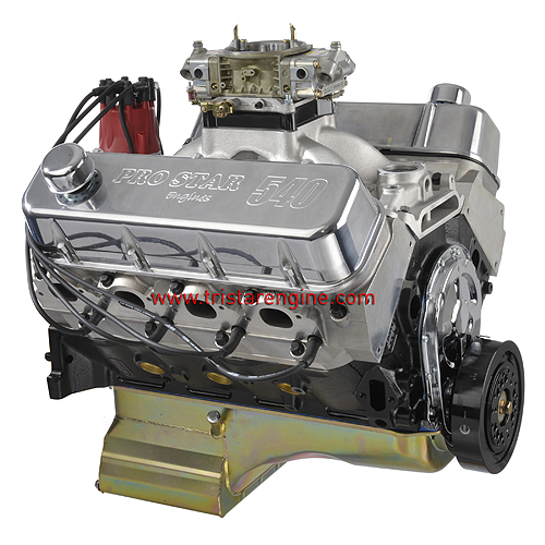 GM Pro Star 540 High Performance Crate Engines