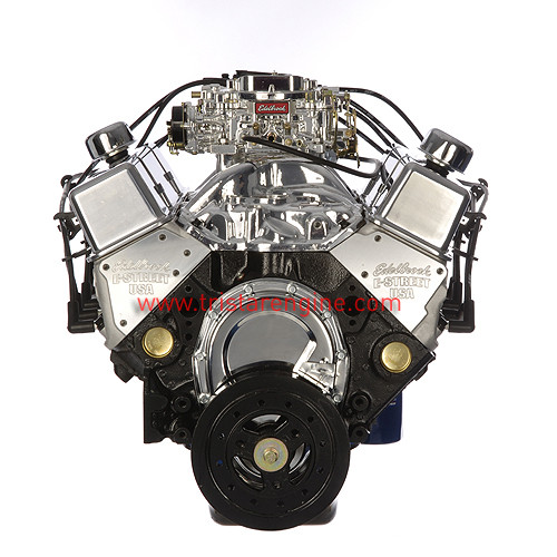 Tristar on Small Block Chevy Crate Engines