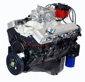 Gm Crate Engines >> 350 Crate Engines | Chevy 350 Small Block Crate Engine
