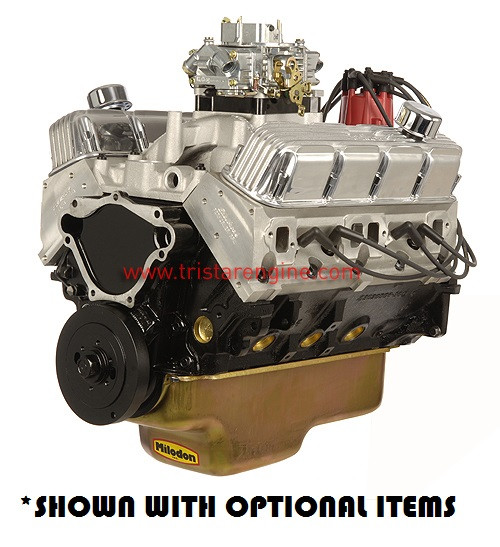 Mopar 408 Stroker Crate Engine   408 Stroker Crate Engine