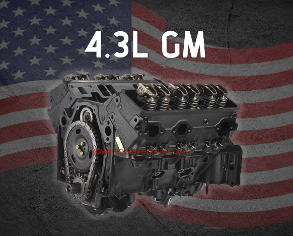 4.3L GM/Chevy Engine for Sale | GM/Chevy 4.3 V6 OHV Engine