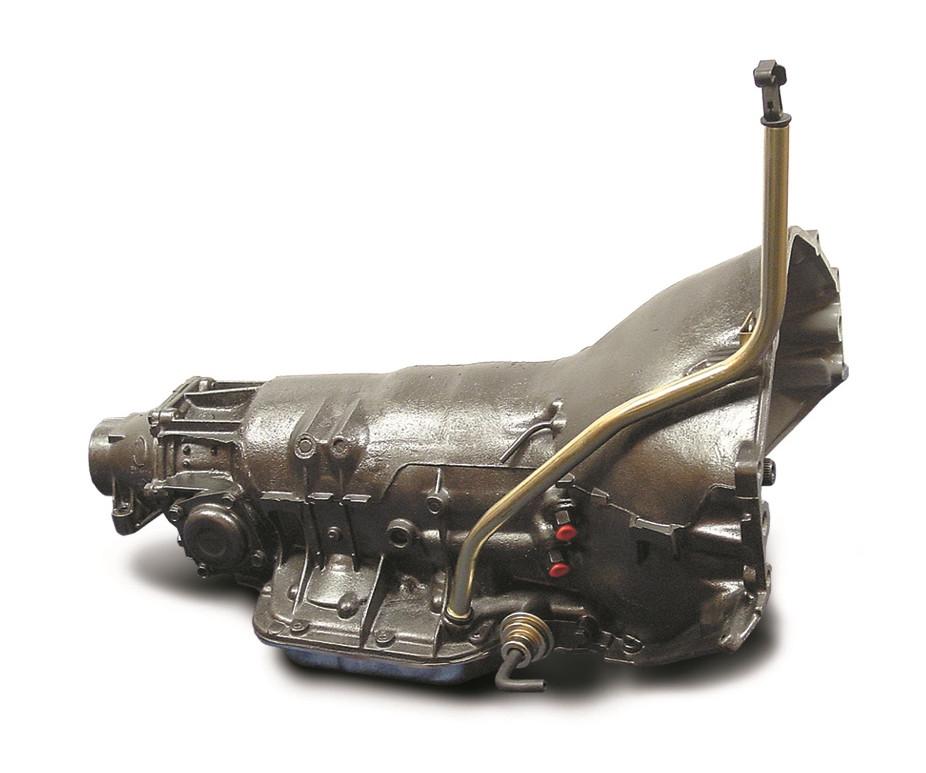 Automatic Transmission: TH400 Automatic Transmission