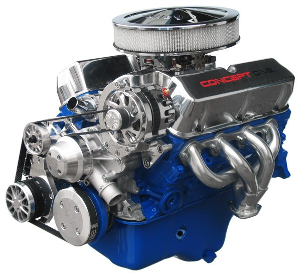 Serpentine Belt System Small Block Ford   Tri Star Engines