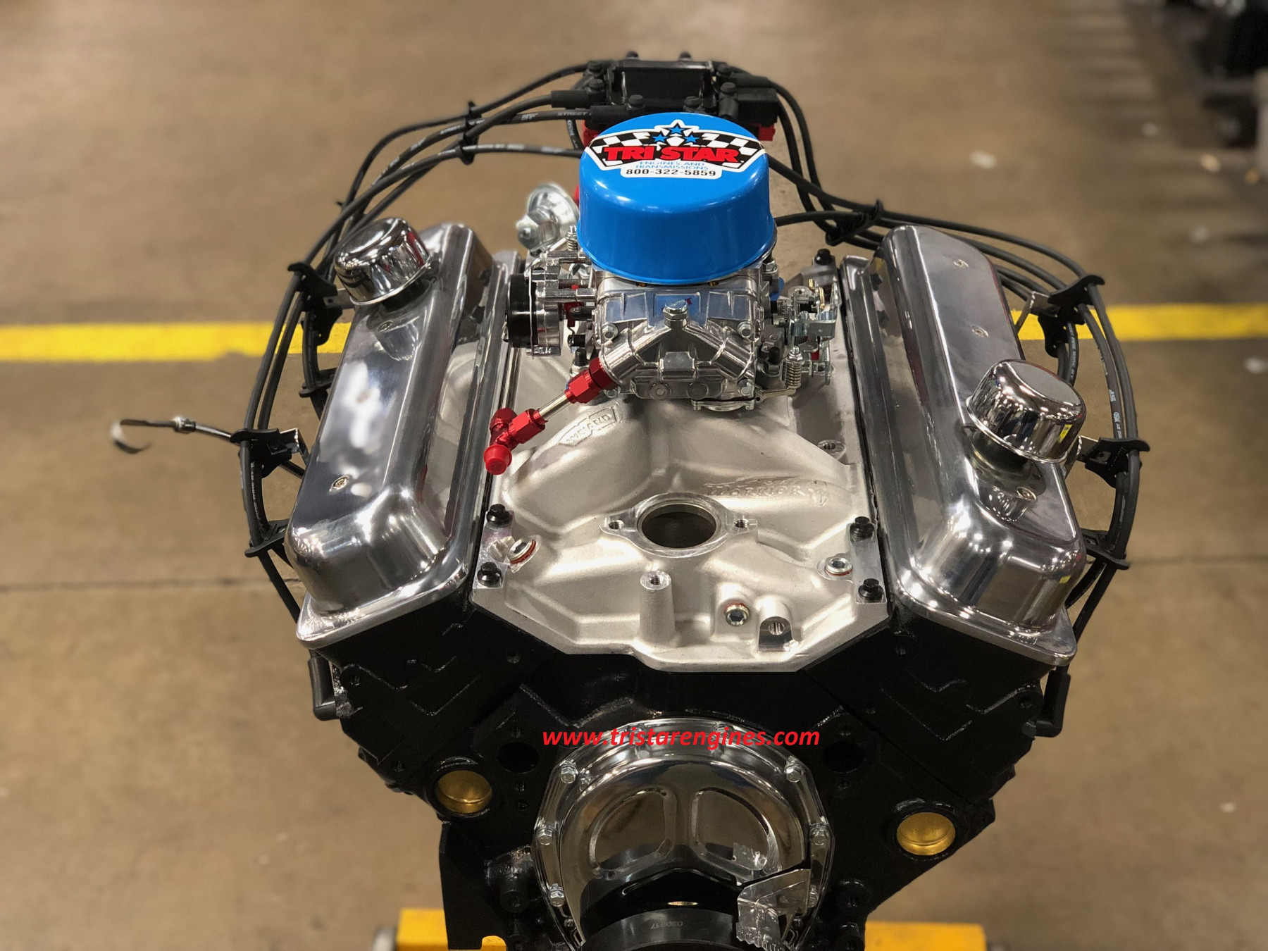 Warrior Core Engine Xp: 383 Stroker Crate Engine For Sale