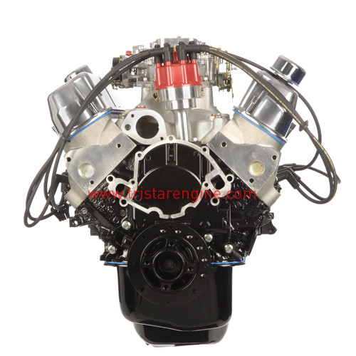 331 Ford Stroker HP Crate Engine, Complete & Dyno'd