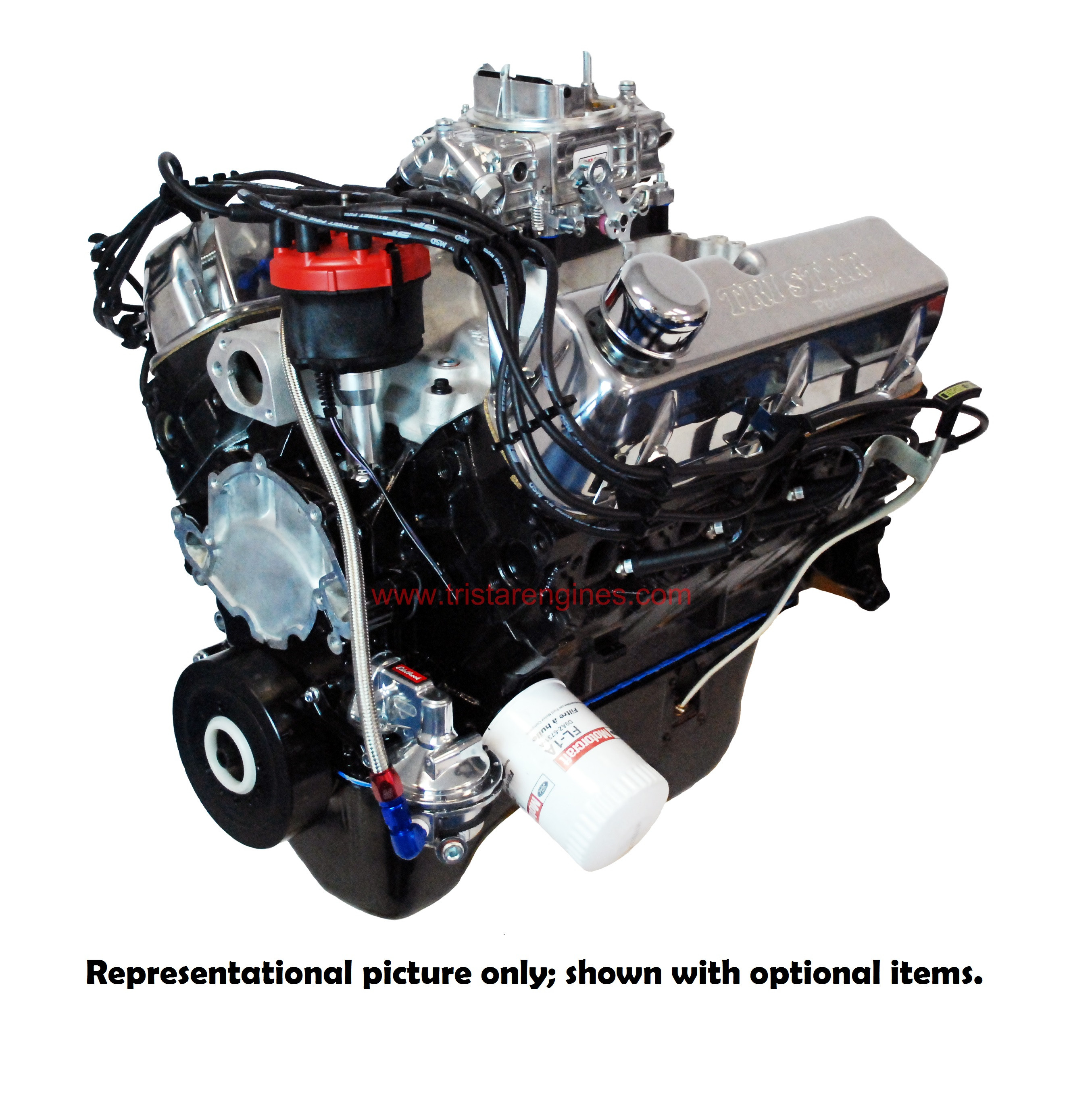 Ford 351W Crate Engines | Ford High Performance Crate
