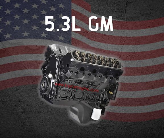 Part# P4264 • 5.3L • Remanufactured Engine