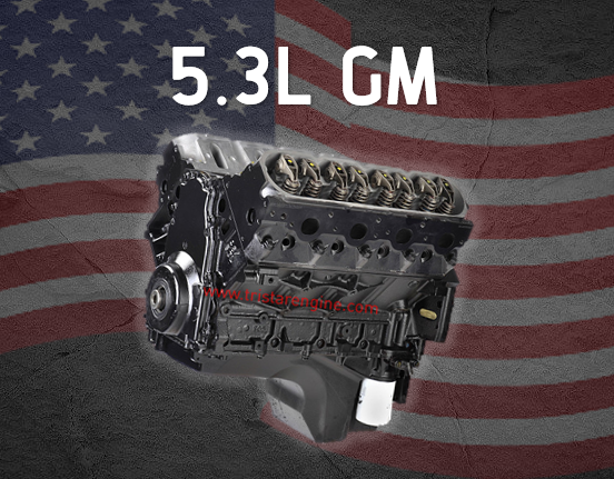 Part # P4154 • 5.3L Remanufactured Engine