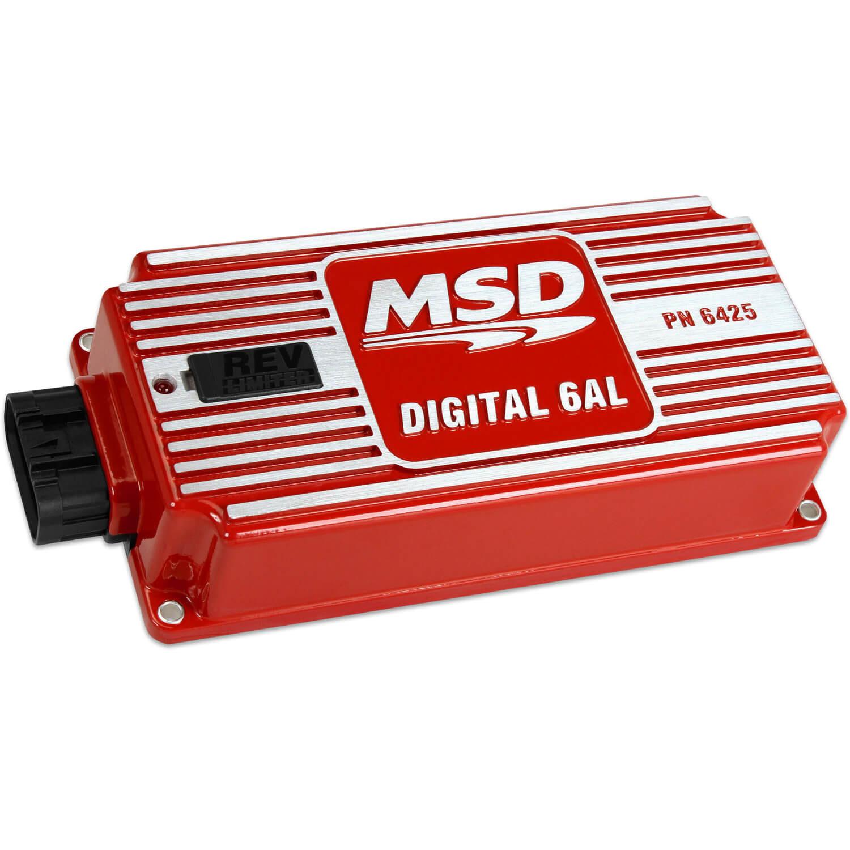 6425 - Digital 6AL Ignition Control