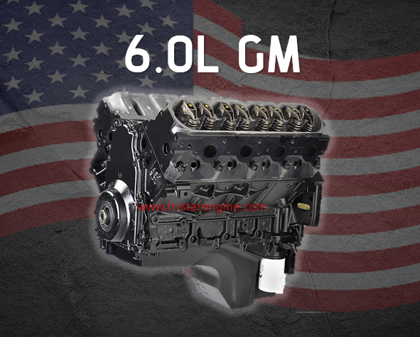Part# P4230 • GM 6.0L LS Remanufactured Engine