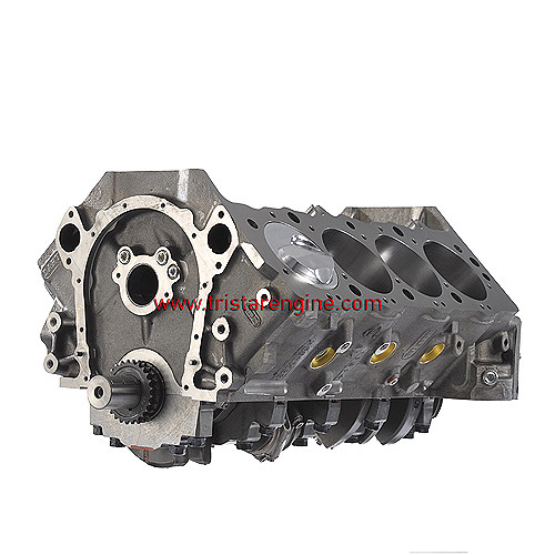 BBC High Performance Chevy Crate Engine Shortblock