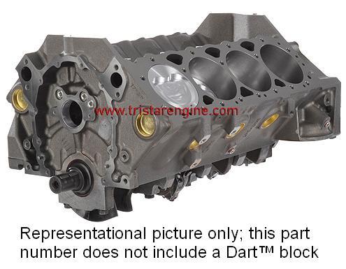 383 High Performance Shortblock Engine