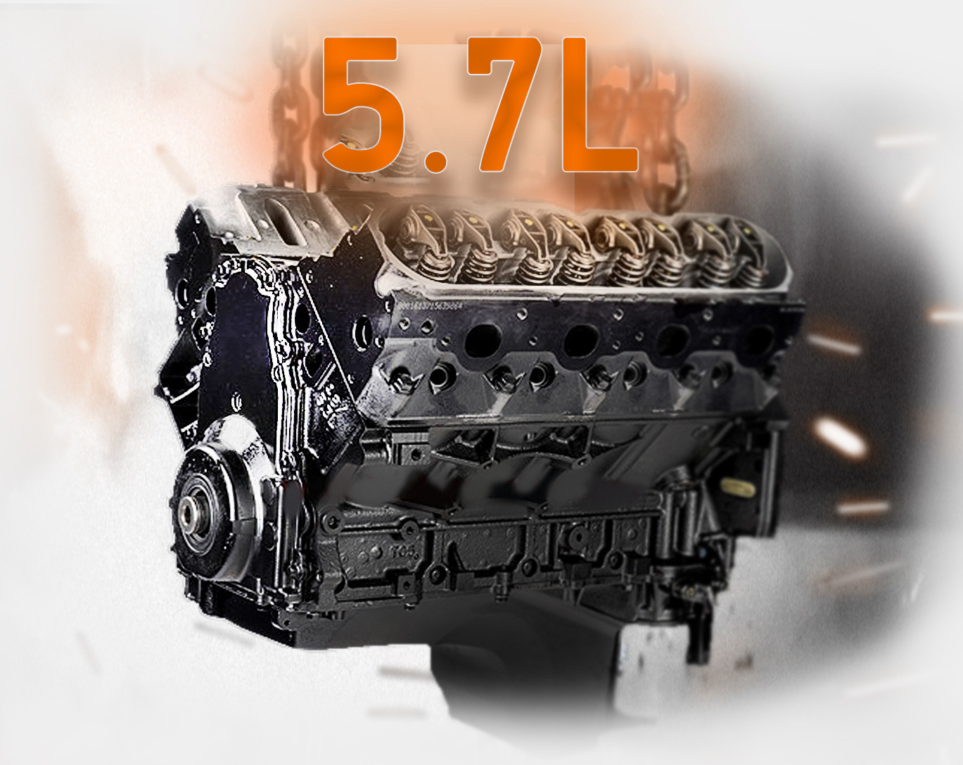 gm rebuilt engines