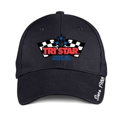 Tri Star Hat