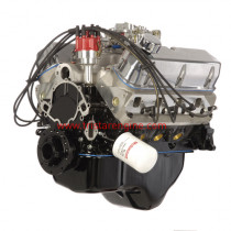 408 Ford Stroker High Performance Crate Engine, Complete & Dyno'd with Dart Pro 1 Aluminum Heads (SHOWN WITH EDELBROCK CARB; ACTUAL CARB IS FROM QUICK FUEL)