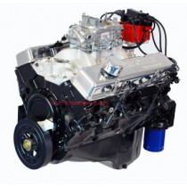 350 Chevy high performance crate engine, dyno tested