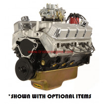 408 stroker Mopar High Performance Crate Engine, Complete and Dyno Tested