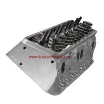 SBC Tri Star HP Aluminum Dart SHP cylinder head Chevy