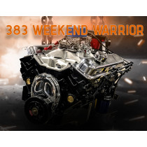 """Weekend Warrior"" Chevy 383 Stroker Crate Engine"