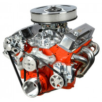 Concept One® basic pulley kit with alternator and power steering (DISPLAY PICTURE ONLY)