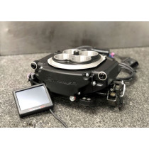 550-511 Holley Sniper EFI Self-Tuning Kit - Black Ceramic Finish